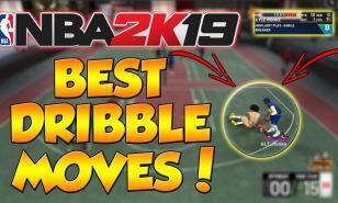 NBA 2K19 Best Dribble Moves