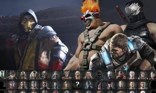MK11 Tier List, best MK11 characters,