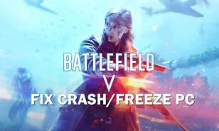 bf5 crash fix, BF5 Crashing how to fix, bfv crash fix