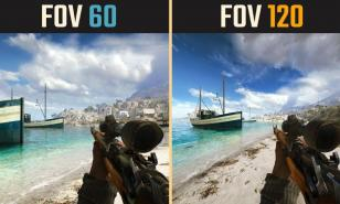 Battlefield 5 Best FOV Settings