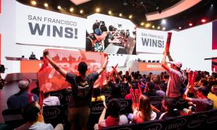 San Francisco Shock: Back to Back Champions