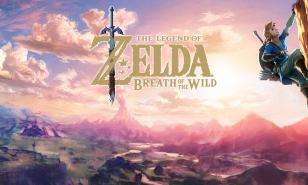 Games like Zelda Breath of the Wild