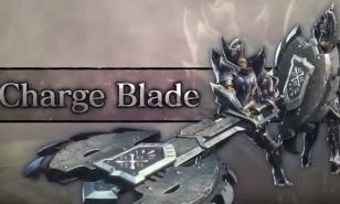 Monster Hunter World Iceborne, Charge Blade