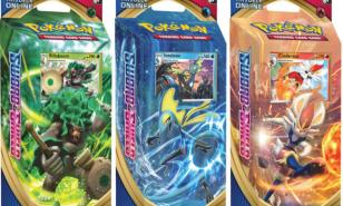 Discover the top 5 starter decks in the Pokemon TCG.
