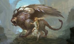 Chun Yu Lin Design's fantasy art