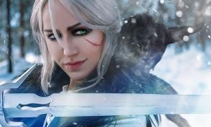 The Best Ciri Cosplay