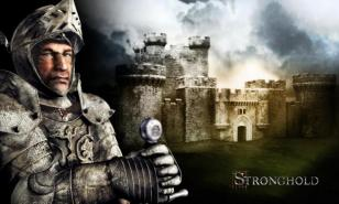 Stronghold, Game, Medieval, Lord, Knight, Armor, Castle, Strategy