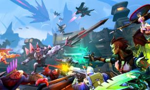 Battleborn, pc game, pc