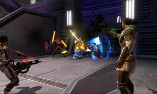 When it comes to living out your dreams of Star Wars with friends, The Old Republic is hard to beat