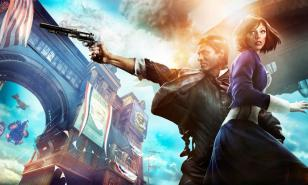 Jump through alternate universes in Bioshock Infinite
