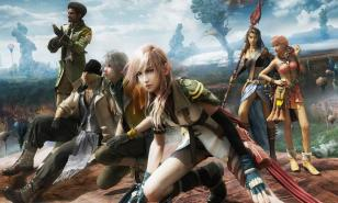 final fantasy series