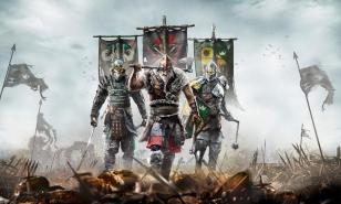 for honor game, medieval warfare, for honor, hack and slash, ubisoft