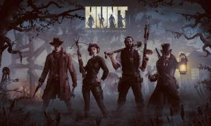Hunt: Horrors of the Gilded Age, Shooter, Co-op, 2016, 2017