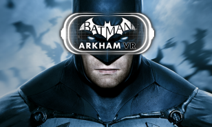 Batman VR title image