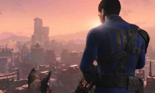 fallout 4, best rpgs 2016, dogs in games, nuclear weapons