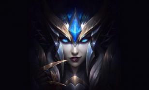 League of Legends' Elise smiles