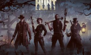 New, Hunt: Horrors of the Gilded Age, New, Horror, Action, Adventure, Video Game, Co-op, Co-operative, Beta, 2014, 2016.
