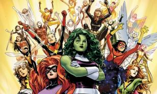 Marvel Heroes, Female Superheroes, Good influences for girls, DC Heroes