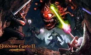 Baldur's Gate, Baldur's Gate 2, Bioware, Shadows of Amn, Throne of Bhaal, Bioware, Beamdog