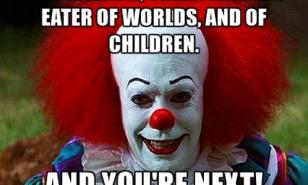 Pennywise eater of worlds
