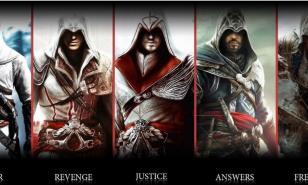 assassins creed, assassins creed games, games 2017, assassins, rpg, pc games, top 10