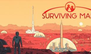 Surviving Mars, City-Building, Cities Skylines, Paradox Interactive