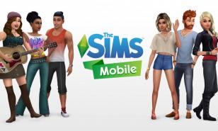 The Sims, The Sims Mobile, EA