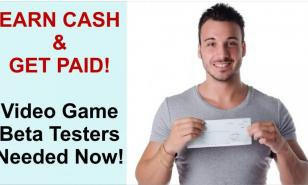 Game tester job, scam, $100,000 a year, test games, false promises, click bait