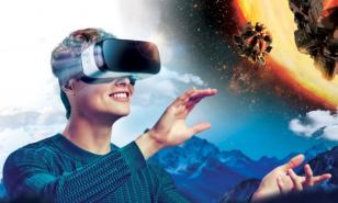 VR, MR, AR, virtual reality games 2016