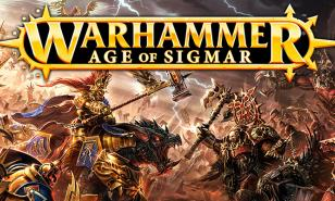 Age of Sigmar, the newest Games Workshop property