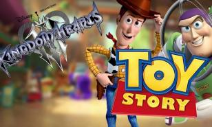 Kingdom Hearts III (Toy Story)