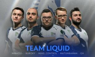 Team Liquid 2017, TI7