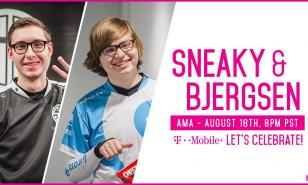 League of Legends, Bjergsen, Sneaky, AMA, Giveaway, TSM, Team SoloMid, Cloud9, C9