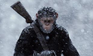 Planet of the Apes Andy Serkis