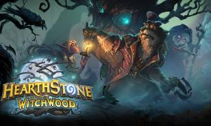 Hearthstone expansion The Witchwood releases this month