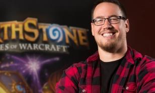 Former Hearthstone game director Ben Brode