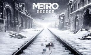 metro exodus, metro, e3, 4A games
