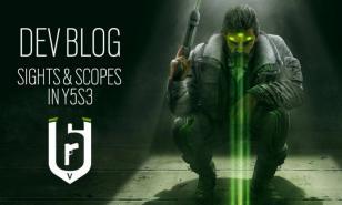 Rainbow Six Siege sets sights on new optics