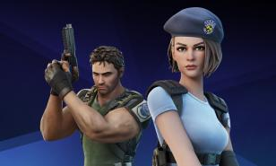For the Resident Evil Fans... S.T.A.R.S Is Coming to Fortnite!