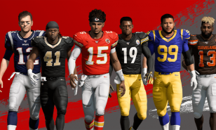 Madden 20 best players