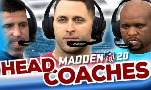 Madden 20 Best Coaches