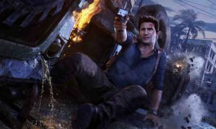 Desperate Nathan Drake