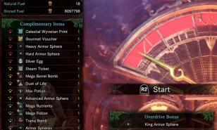 MHW Best Augment Sphere Farm