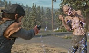 zombies, Undead, zombie games, zombie shooter, horror games, Days Gone, crafting, weapons, crafted weapons,