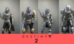 Best Armor Sets Destiny 2