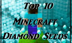What are the best seeds to start up your adventure with a sack full of diamonds?