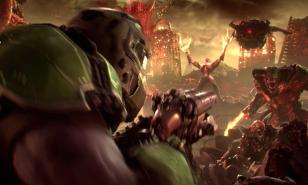 Doom Eternal Gameplay