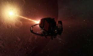 EVE Online, MMORPG, Space Simulator, Open World, Mining