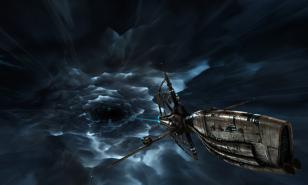 EVE Online, MMORPG, Space Simulator, Open World, Exploration