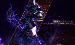 FF14 Black Mage Rotation Guide